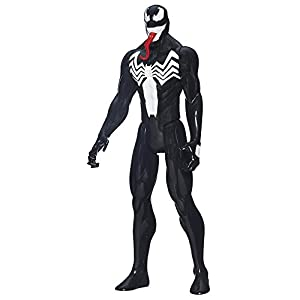 "Spider-Man Marvel Ultimate Titan Hero Series Venom Figure, 12"""