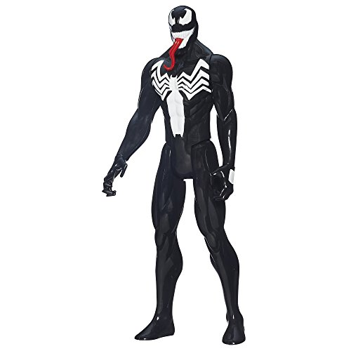 Marvel Ultimate Spider-Man Titan Hero Series Venom 12 Inch Action Figura