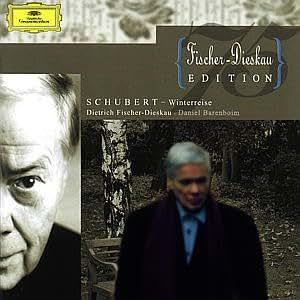 Fischer-Dieskau Edition 1: Schubert - Winterreise