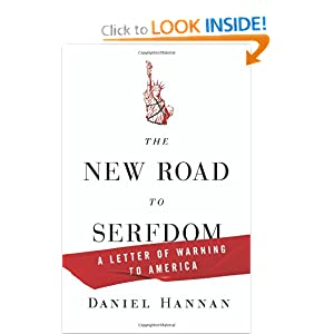 The New Road to Serfdom - Daniel Hannan