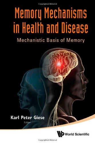 Memory Mechanisms In Health And Disease - Mechanistic Basis Of Memory