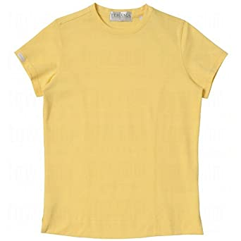 Tehama Ladies Eva Hang'em Dry Tees Large Citrus