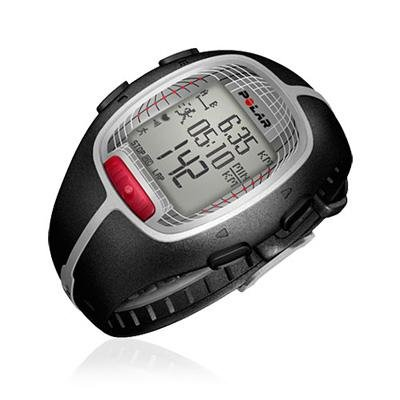 Polar RS300X Running Heart Rate Monitor and Computer (Black - RS300X)