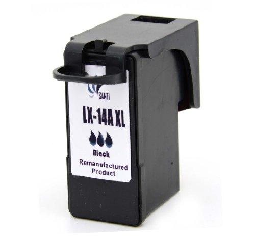 1 x Refill Druckerpatrone ersetzt für Lexmark 14 X2600 / X2620 / X2630 / X2650 / X2670 / Z2300 / Z2310 / Z2320