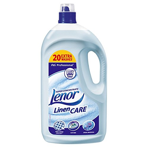 Lenor Professional Spring Super Concentrate Linen Care 4L
