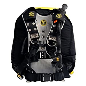 Poseidon Besea W50 Wing & Besea Harness MK3 From The Scuba Store Large