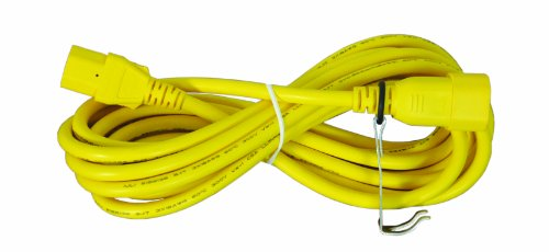 Tpi Corporation Rs-12-Ec Industrial Extension Cord, 12Ft Length, Used With Drop Down Power Switch