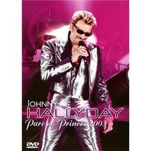Johnny Hallyday : Parc des Princes 2003