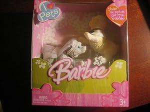Amazon.com: Barbie I Love Pets - Puppy Love Bride & Groom