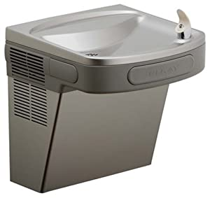 Elkay EZS8L ADA Compliant Barrier Free Water Cooler, 8 Gallons Per Hour by Elkay