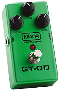 mxr gt od overdrive guitar effects pedal musical instruments. Black Bedroom Furniture Sets. Home Design Ideas