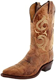 Justin Boots Men\'s U.S.A. Bent Rail Collection 11\
