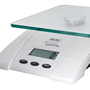 James Martin Wahl ZX774 Digital Kitchen Scales