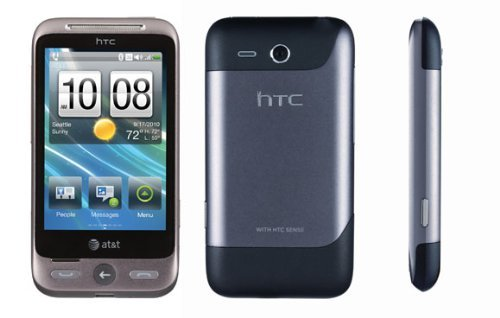 HTC Freestyle F5151 Pd53100 Unlocked Smartphone