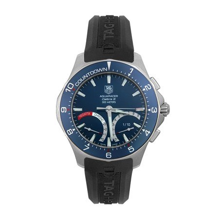 Tag Heuer Mens Aquaracer Calibre Chronograph Watch