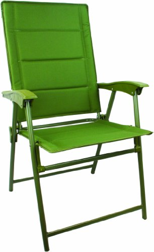 highlander bardow chaise de camping pliante vert olive mobilier de camping chaises. Black Bedroom Furniture Sets. Home Design Ideas