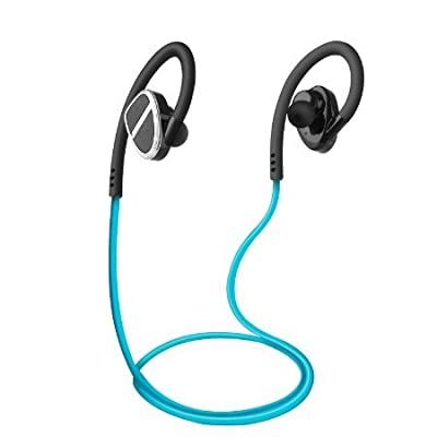 Bluetooth Headphones URBST Bluetooth 4.1 Wireless Stereo Headset with mic for Sports,Gym,Running and more