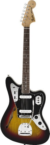 Fender 250700500  Semi Hollow-Body Electric Guitar