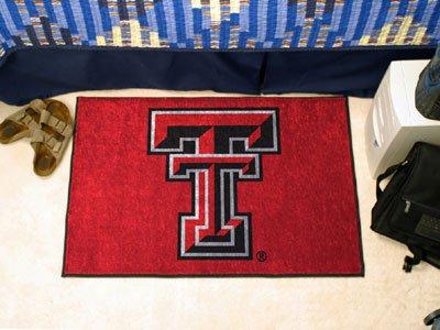 Texas Tech FanMats Collegiate Starter Rug