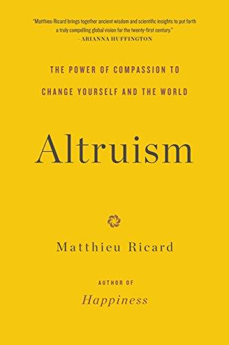 Buy Altruism Now!
