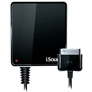 ISOUND ISOUND-2146 WALL CHARGER PRO FOR IPAD(R), IPHONE(R) & IPOD(R)