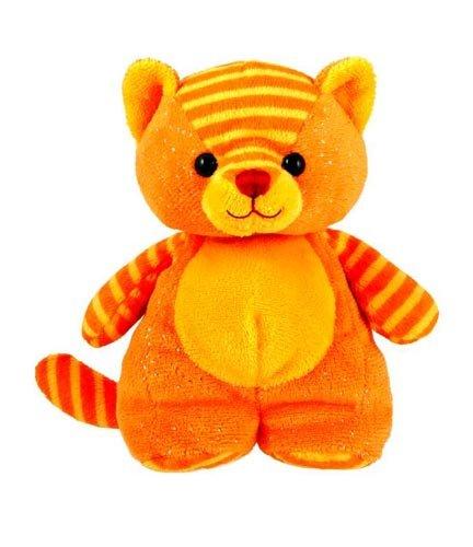"Amazing World Tango the Bear Interactive Plush Toy - 5.5"" - 1"