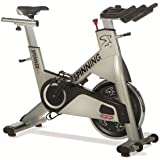 Spinner NXT Manufactured by Star Trac - Commercial Spin Bike with Four Spinning DVDs