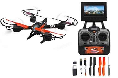 Jamara-422001-Loky-FPV-AHP-Plus-Quadrocopter-mit-Kamera
