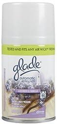 Glade Automatic Spray Refill-Lavender & Vanilla-6.2 oz. (Quantity of 5)