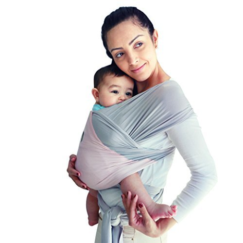 All Natural Diy Girl Beechtree Baby Breathable Modal Wrap Carrier