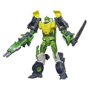 (历史最低)变形金刚Transformers 航海家级汽车人弹簧 Generations Voyager $11.99