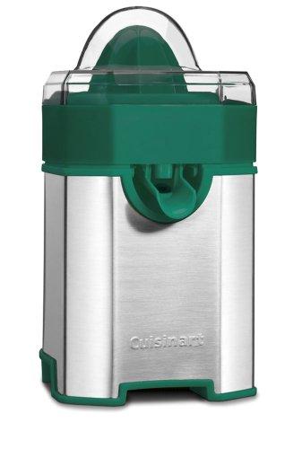 Cuisinart CCJ-500DG Pulp Control Citrus Juicer, Dark Green (Juice Maker Cuisinart compare prices)