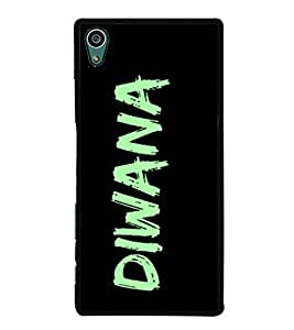 Diwana 2D Hard Polycarbonate Designer Back Case Cover for Sony Xperia Z5 :: Sony Xperia Z5 Dual