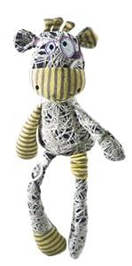 "Ganz 14"" Silly Squiggles Giraffe Plush Toy"