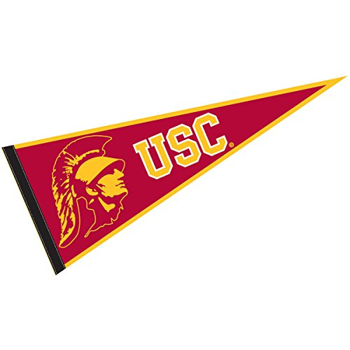 USC Trojans Pennant Full Size Felt