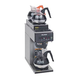 Bunn 12950.0356 CWT-3 Automatic Commercial Coffee Brewer by EMG East, Inc. (direct order)