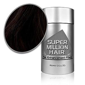 Super Million Hair 25g - No.2 Dark Brown