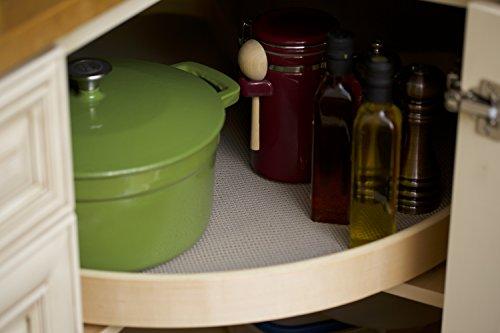 quality grip shelf liner kitchen non slip surface cabinet