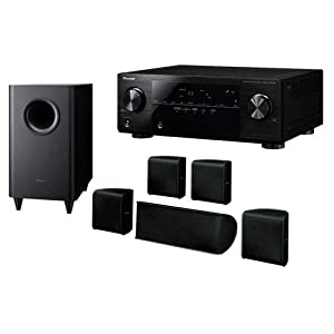 Pioneer HTP-071 5.1 Channel Home Theater System (Discontinued by Manufacturer)