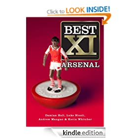 Best XI Arsenal