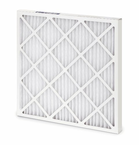 Filtration Group 10456 400 Series High Capacity Pleated Air Filter, Synthetic Media, White, 10 MERV, 16 Height x 20 Width x 2 Depth (Case of 12)