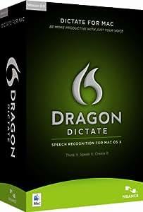 Dragon Dictate 2, Mac [Old Version]