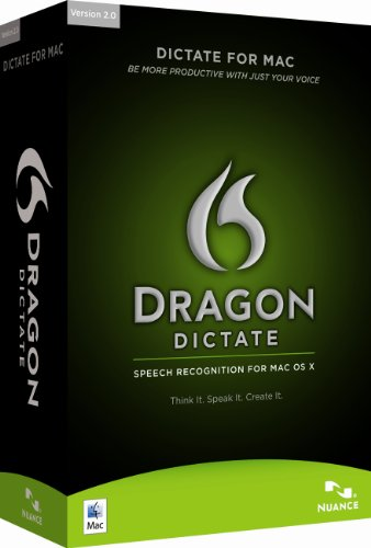 Dragon Dictate 2, Mac [Old Version]