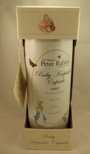 Beatrix Potter's Peter Rabbit Baby Time Capsule