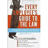 img - for Every Employee's Guide to the Law [Paperback] [2001] Rev Upd Su Ed. Lewin G. I Joel II book / textbook / text book