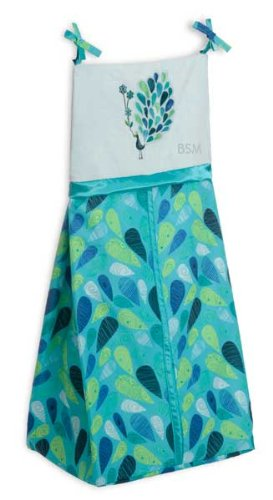 Peacock Baby Bedding 174075 front