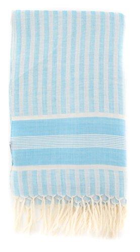 new-cesare-attolini-light-blue-cotton-blend-scarf