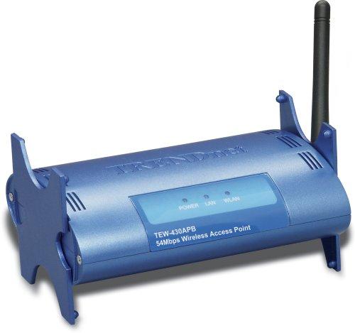 TRENDNET - POINT D'ACCES/PONT WIFI 802.11G/54 MBPS