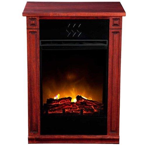 Heat Surge Accent EV2 Electric Fireplace - Cherry photo B00HG0F47Q.jpg