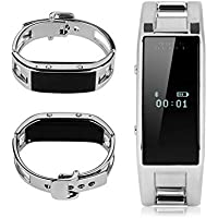 HYSJY Hot New Fashion Men Women Bluetooth Touch Screen Smart Watch Wrist Wrap Watch Phone For IOS Part Function...